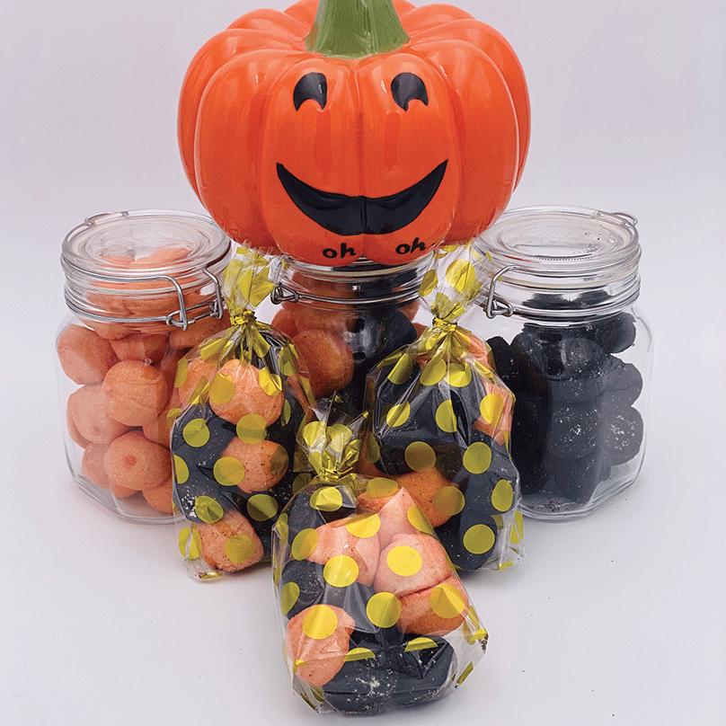 Sachet de chamallow Halloween