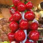 La Pomme d'amour Paris - rouge
