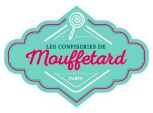 Logo confiseries de mouffetard